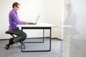 Kleinunternehmer können ihr Arbeitszimmer von der Steuer absetzen.